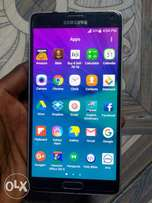 Clean galaxy note 4. At a give away