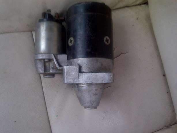 second hand uno fiat starter for sale Brakpan - image 1