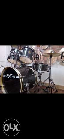 Dixon drums perfect condition