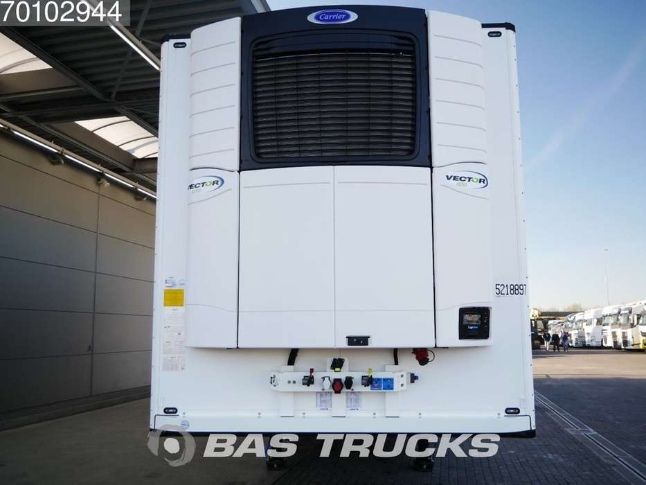 Schmitz Cargobull SCB*S3B New Unused! Carrier Vector 1550 3 axles Doppelsto... - 2019 - image 8