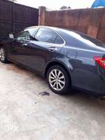 2008 Model ES350 panoramic roof and reverse Camera,Lagos Tincan Cleare