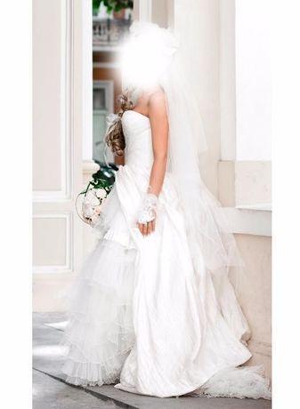 Продам Дизайнерское свадебное платье. Платье-трансформер Одеса - зображення  1 4606a0d2d5176