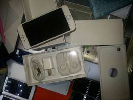 Iphone 6 (gold)..brand new in box