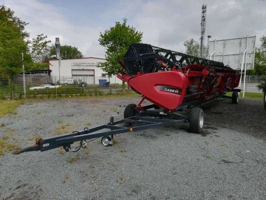 Case IH axial flow 8240 - 2016 - image 6