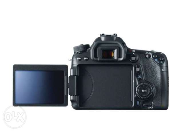Canon 70D With 18-55mm Lens Highridge - image 4