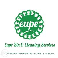 Garbage collection, fumigation and cleaning.