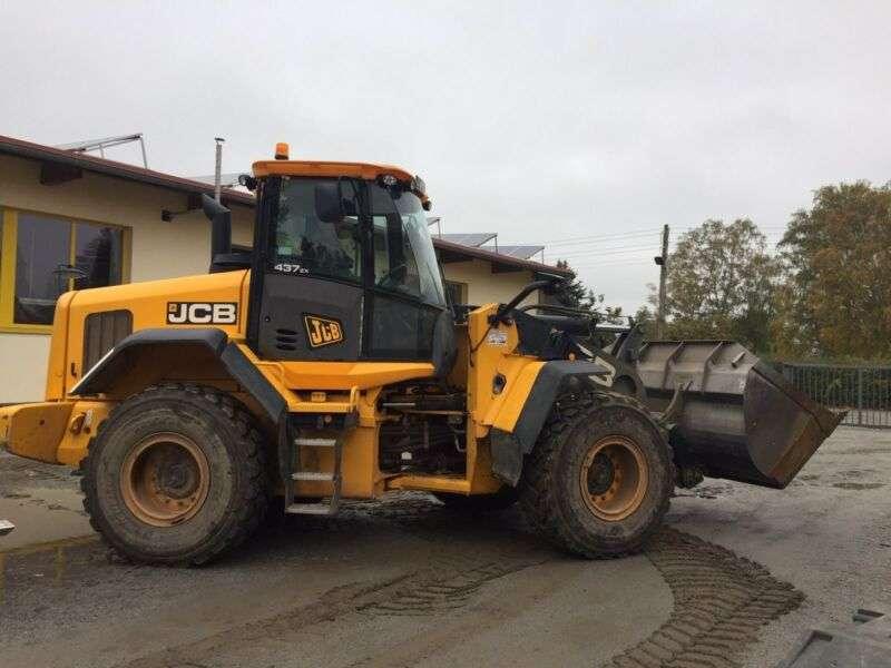 JCB 437 ZX - 2014