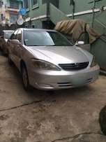 Used Toyota Camry XLE 2003 Silver