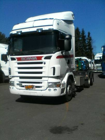 Scania R 420 Lb - 2009