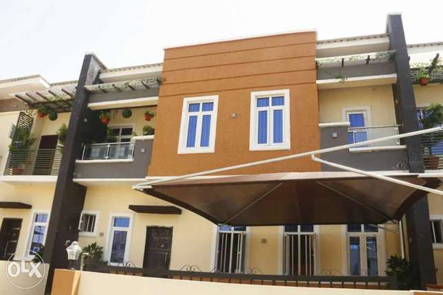 Well finished newly built 4 bedroom terrace with bq at Chevron Lekki Peninsula - image 5