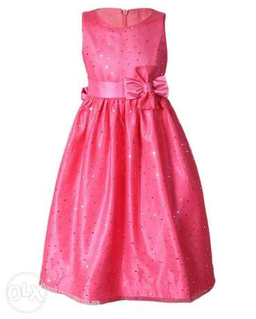 Girls Ball Dress-Coral Lekki - image 1