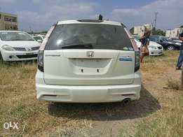 Sports car Honda Stream 2010 model. KCP