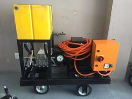 Industrial 500bar High pressure washer