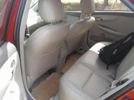 Good condition Toyota corolla