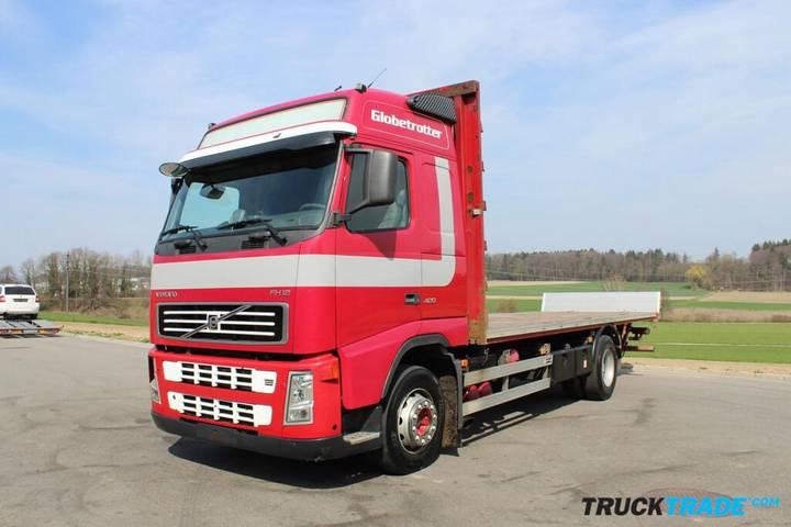 Volvo FH12-420 4x2 offene Brücke - 2003