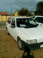 1996 Fiat Uno Pacer 1.4 5speed for sale for R23900