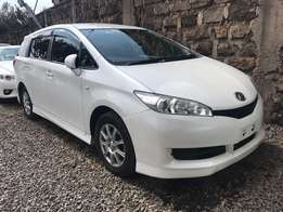 for sale toyota wish 2009