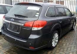 Subaru Legacy, New Shape.