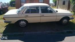 merc 123 series get in and go