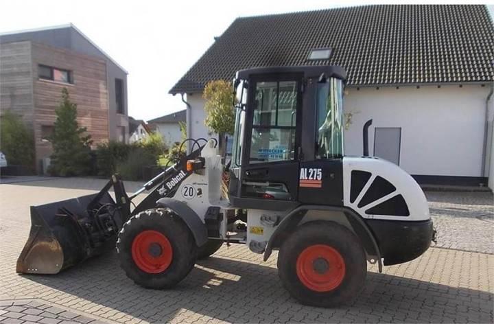 Bobcat Al 275 - 2008