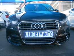 2014 Audi A1 1.4T SportBack TFSi 80,393km Hatch Back Manual Gear 6Spe