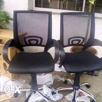 Reliable mesh office swivel chair