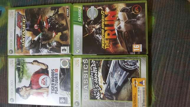 Xbox with games to sell. For cash. Christiana - image 4