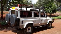 Landrover Defender 110 in GREAT condition for a GREAT price