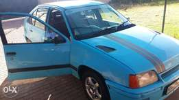 .Opel kadett 1.6l for sale everything replaced new