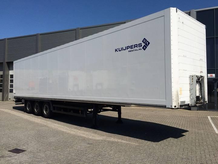 Schmitz Cargobull : Diverse Box Opleggers per direct beschikbaar voor Verhu...