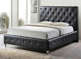 Canadian leather beds.