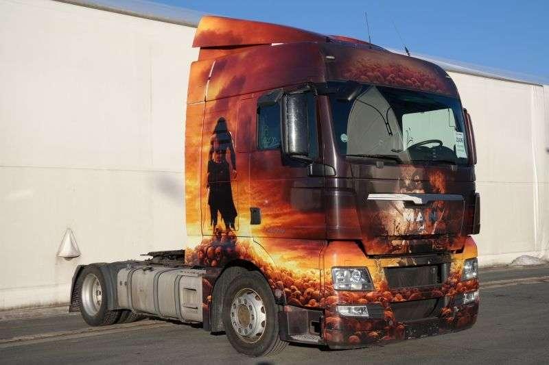 MAN TGX 18.440 4x2 LLS-U EURO 5 low deck - 2012 - image 2