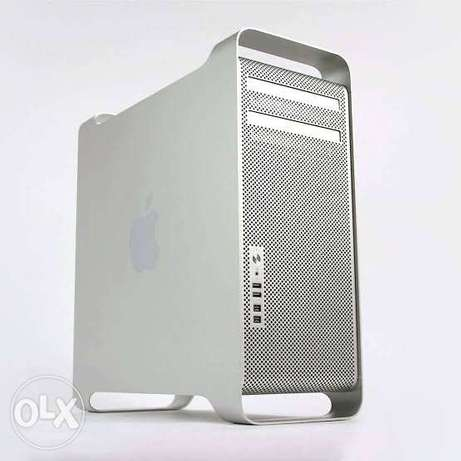 Mac Pro (Early 2009) with 2 monitors Dell