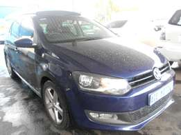 2014 VW polo 6 1.4 For R 165000