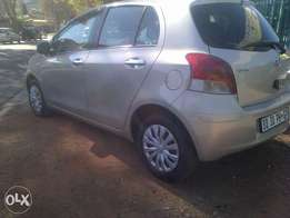 2012 Toyota yaris 1.6 for sale