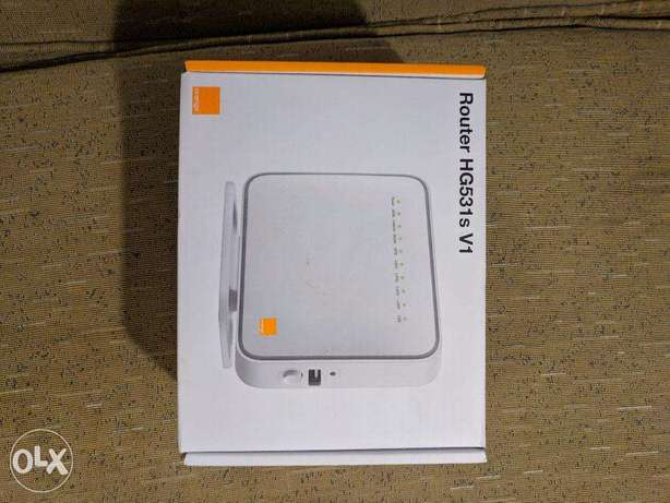 Router HG531s V1 + USB share + Mifi 3G/4G + Repeater