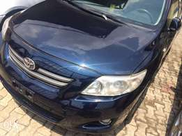Toyota Corolla 2011 blue for sale