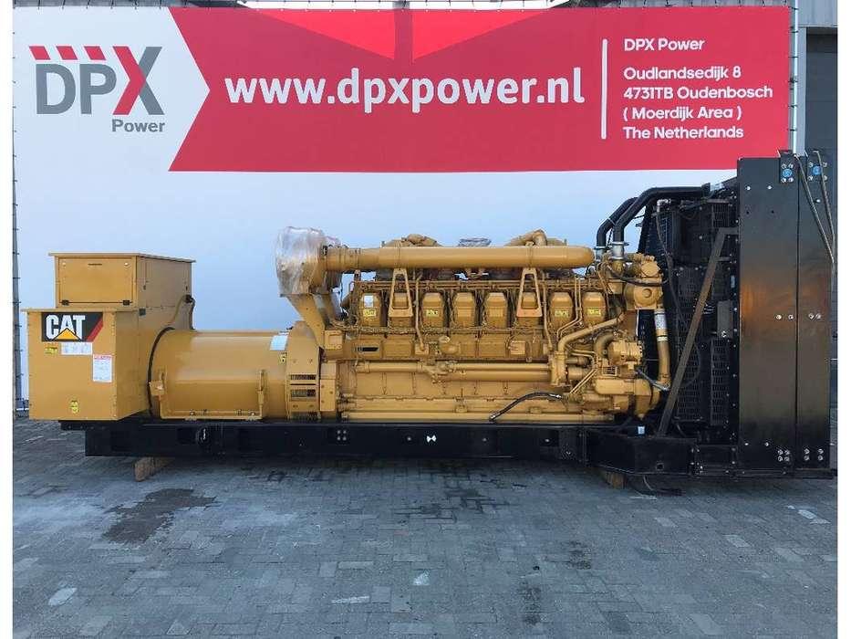 Caterpillar 3516B - 2.250 kVA Generator - DPX-25031 - 2014