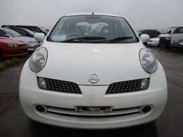 Nissan Micra Automatic R45000