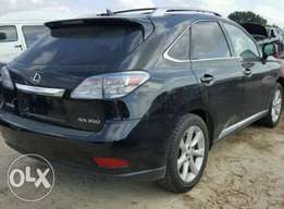 Very clean and nice 2010 Lexus rx350 for sale