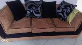 7 Seater Sofa Seat, - Slightly Used