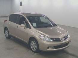 Nissan Tiida 2010 Foreign Used For Sale Asking Price 820,000/=