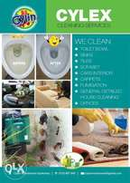 Cleaning services and products