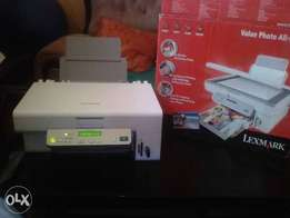Lexmark all 3 in one (printer, copy & scan)