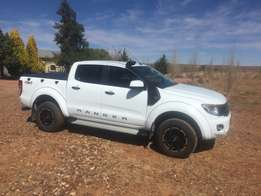 2014 Ford Ranger 2.2 XL Plus Double Cab 4x4