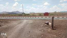 Prime land for sale in isiolo airport.