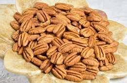 Fresh pecan nuts for sale