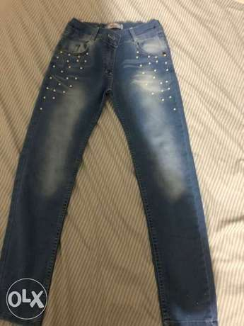 jeans 10-11 years