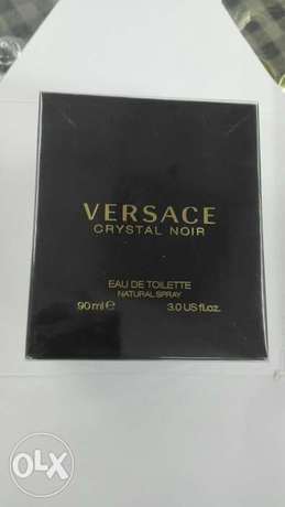 Versace crystal noir 90ml عطر