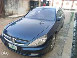 ADORABLE MOTORS: An extremely sharp, first body 09 Peugeot 606